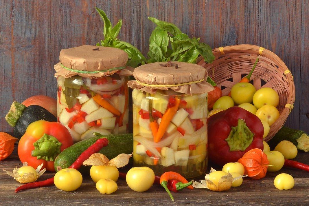 нормальный консервирование овощей на зиму рецепты с фото сценка