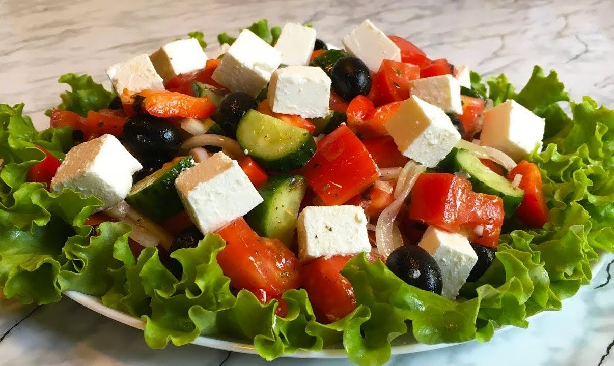 рожицы салат греческий рецепты с фото на повар ру также