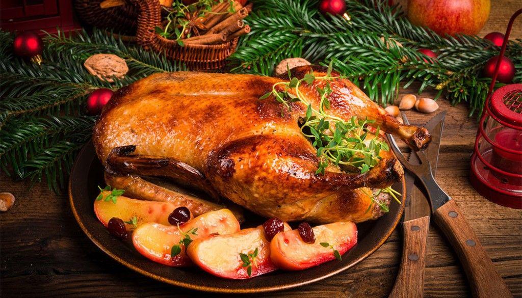 Новогодние рецепты: утка или гусь запеченые
