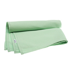 Полотенце банное Daribo SuperWaffle Light Green 70x150 см