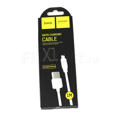 Кабель для iPod, iPhone, iPad Apple Lightning - USB 1м