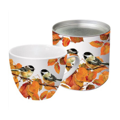 Кружка Paperproducts Design Autumn Birds 450 мл 602392