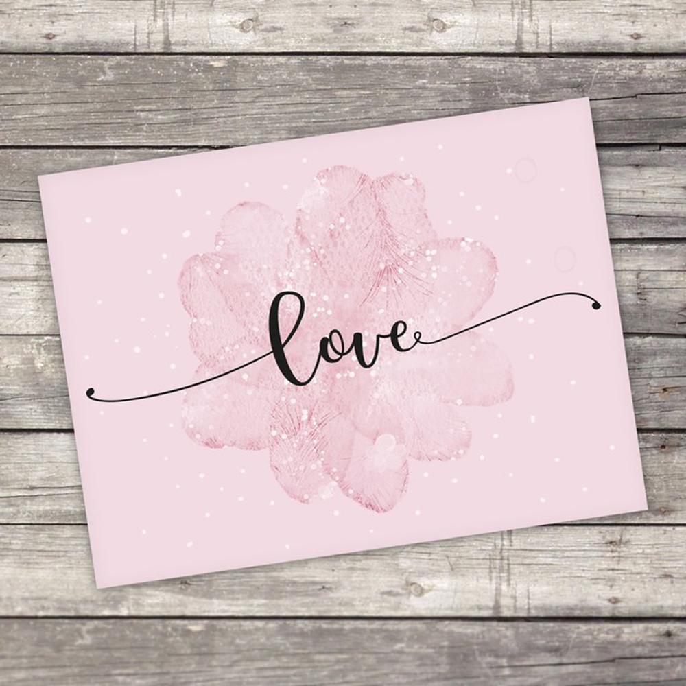 Открытки о любви мини