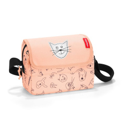 Сумка детская Reisenthel Everydaybag cats and dogs rose IF3064