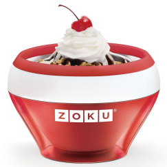 Мороженица Zoku Ice Cream Maker ZK120-RD
