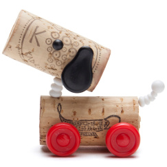 Декор для пробки Monkey Business Classics собачка MB910