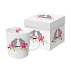Кружка Paperproducts Design Love Birds 350 мл 603095
