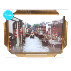 3D картина Daribo China Town DA12027