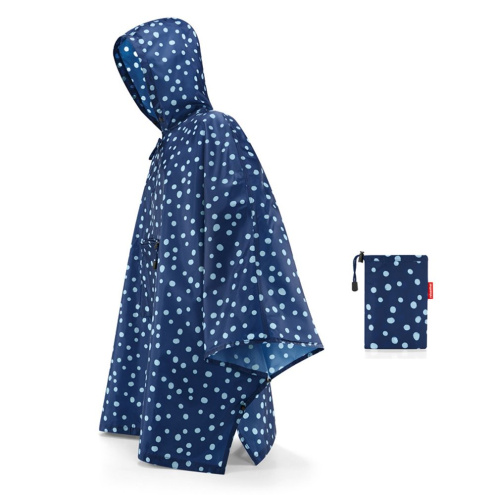 Дождевик Reisenthel Mini maxi spots navy AN4044