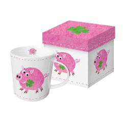 Кружка Paperproducts Design Lucky Piggy 350 мл 603112